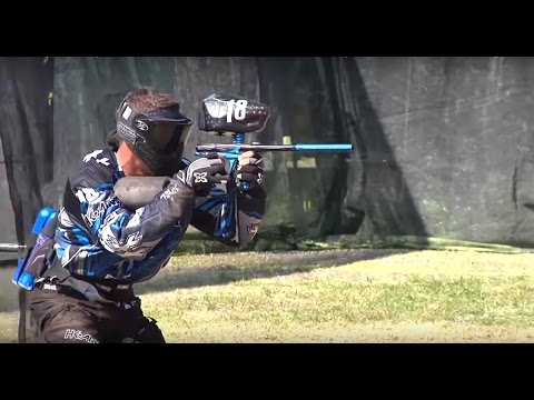 San Diego Dynasty Professional Paintball Team - Derder Reckoning