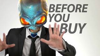 Destroy All Humans - Before You Buy (Video Game Video Review)