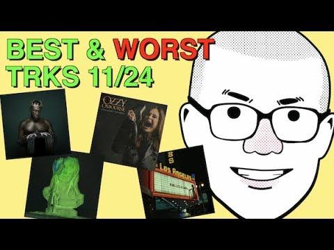 Weekly Track Roundup: 11/24 (Rina Sawayama, Marilyn Manson, Bad Bunny, Ozzy Osbourne)