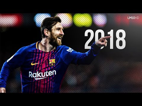 Lionel Messi ● Unstoppable Dribbling Skills 2018 HD