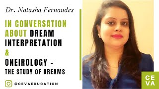 In conversation about DREAM INTERPRETATION & ONEIROLOGY - STUDY OF DREAMS with Natasha Fernandes
