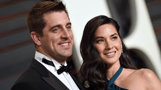 Packers fans blaming Olivia Munn's sex life with Aaron Rodgers for team's struggles