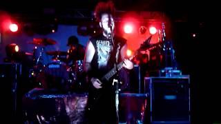 Static-X - Stingwray  @ Backstage Live - San Antonio, TX 7-21-12