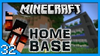 minecraft 與phoenixblack一同遊玩 home base ep 32 歸家