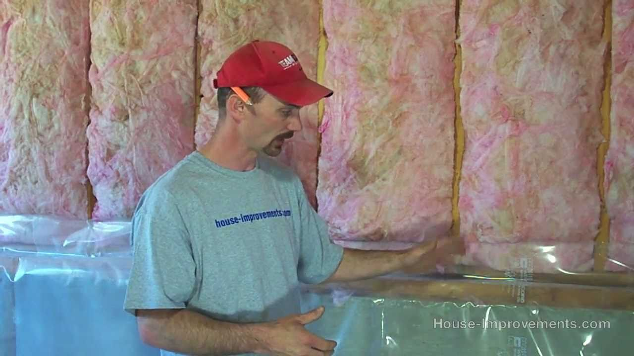 Moisture Barrier Installation Youtube