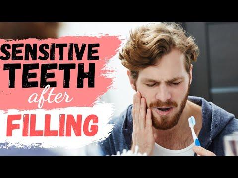 Sensitive Teeth After A Filling (Dentist Tips)