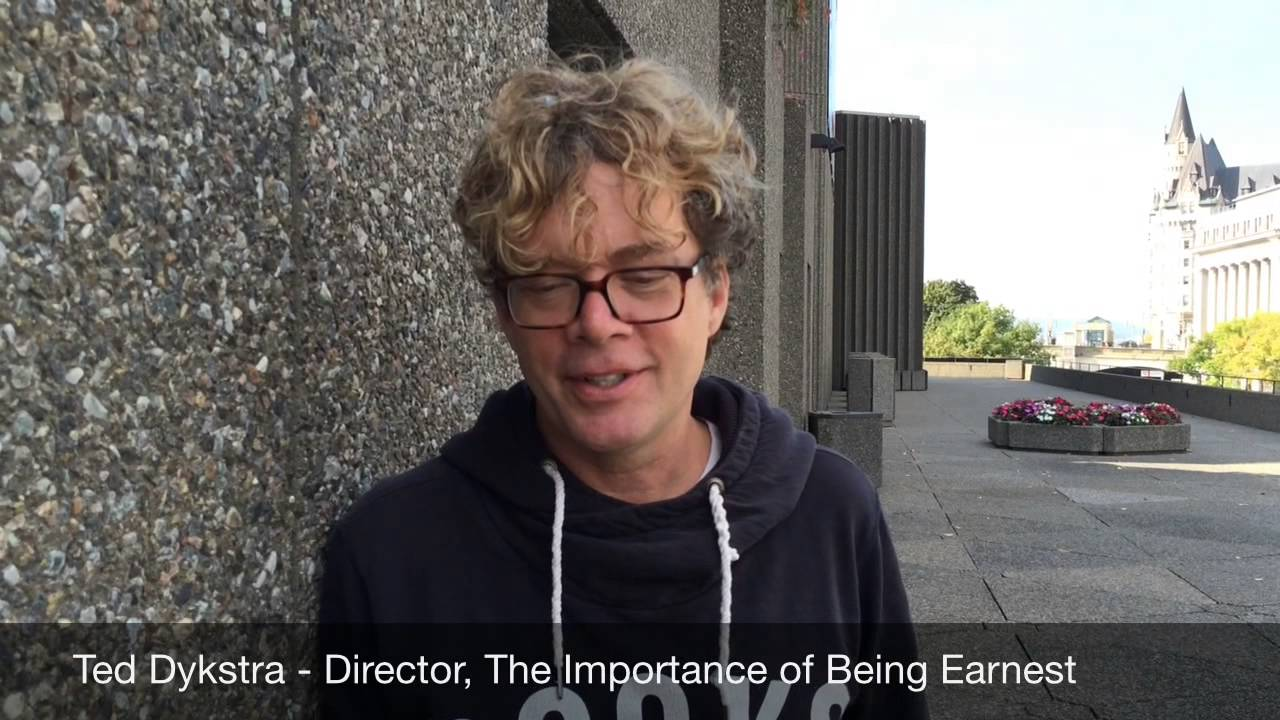 video:  Ask the 2014-15 Ensemble - What does the word Bunburying mean? Part II