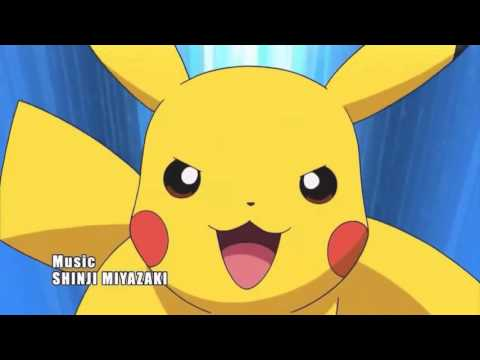 Pokémon - Opening 13 Sinnoh League Victors English - We Will Carry On!