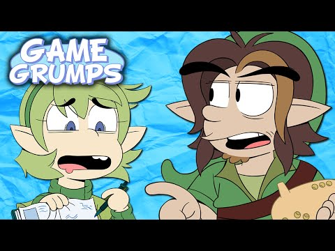 Game Grumps Animated - Saria - by Paul ter Voorde