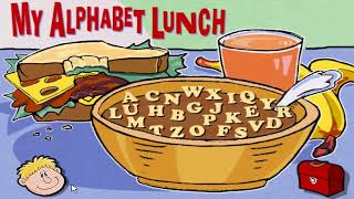 My Alphabet Lunch (CD-Rom, 1997) [GT ABCD-Rom series]