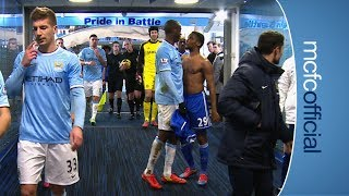 Repeat youtube video TUNNEL CAM | City 0-1 Chelsea