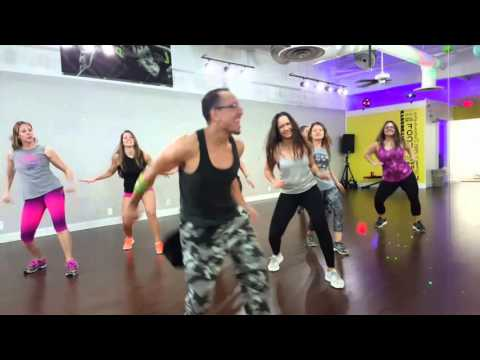 Amaneci Contento Zumba Choreography by Gio Lopez