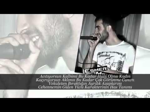 Arsız BeLa & Esmer Maruz - Yan Deli Yüreğim Yan 2012