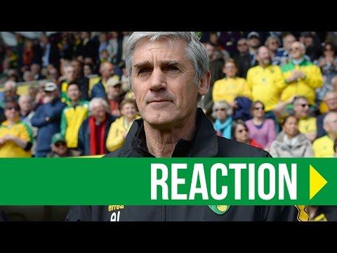 Norwich City 4-0 QPR: Alan Irvine Reaction