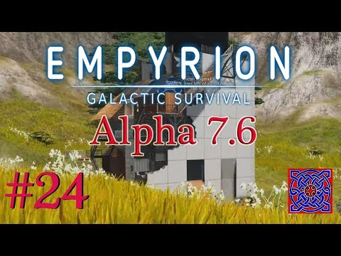 Ningues - Into Space :: Empyrion Galactic Survival Akua Gameplay (Alpha 7.6) : # 24