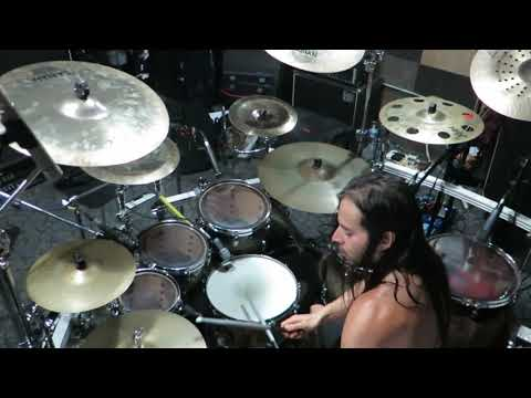 OF HATRED SPAWN - Severed Limb Convulsion (Drum Playthrough by JJ Tartaglia)