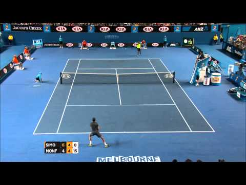 The Longest Grand Slam Rally Ever? | Australian Open 2013