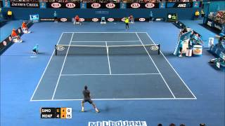 The Longest Grand Slam Rally Ever? Australian Open 2013