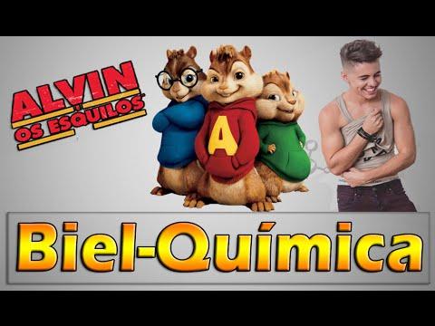 Alvin e os Esquilos: Biel - Química.