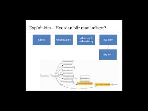 Webinar: Er det mulig å være trygg på Internett? Del 1 av 2 - Lars Olav Gigstad fra Mnemonic