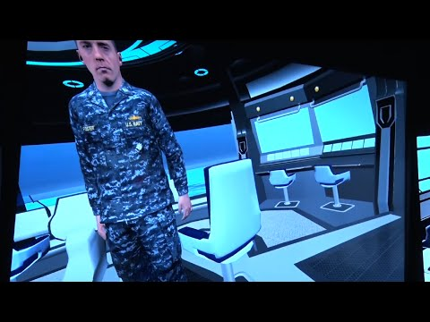 Battlespace Exploitation of Mixed Reality (BEMR) lab
