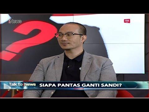 Ketum Perkumpulan Oke-Oce Inginkan Cawagub DKI dari Walikota Part 04 - Talk to iNews 27/08