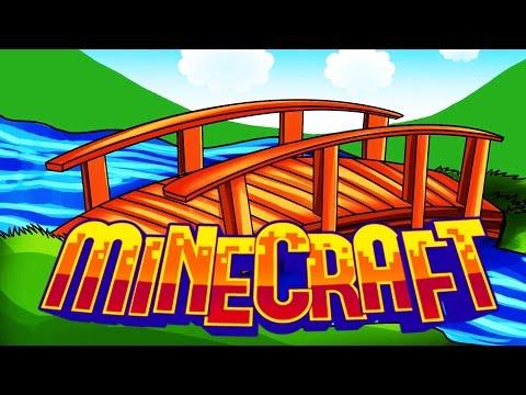 Minecraft - Cool Sky Castle! - Bridges PVP