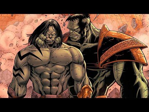 Origin of The Incredible Hulk's First Son (Skaar, Son of The Hulk Vol 1)