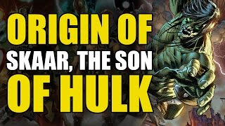 Origin of The Incredible Hulk's First Son (Skaar, Son of The Hulk Vol 1)