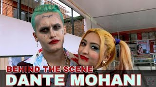 THE CARTOONZ CREW | Dante Mohani | Behind The Scene |