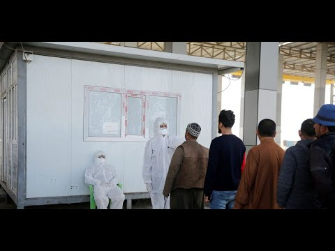 رسمياً   كورونا يحط رحاله في العراق  - نشر قبل 3 ساعة