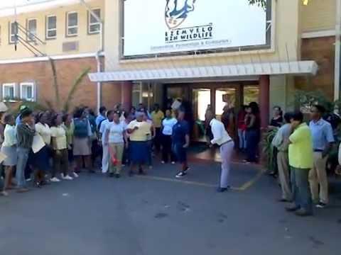 Strike at Ezemvelo KZN Wildlife Head Office