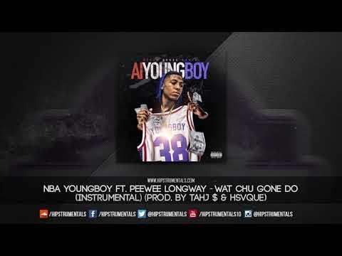 NBA YoungBoy Ft. PeeWee Longway - Wat Chu Gone Do [Instrumental] (Prod. By Tahj $ & hsvque)
