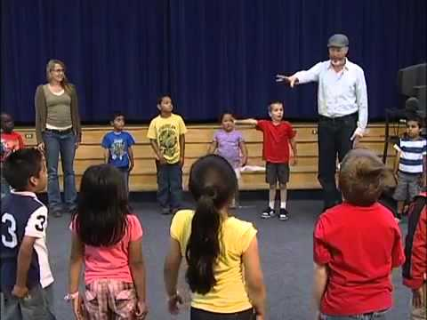 Kindergarten Theater   4  Vocal and Physical Warm up