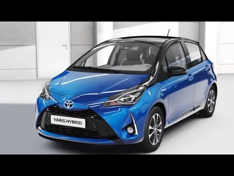 2018 toyota yaris hybrid interior and exterior design. Black Bedroom Furniture Sets. Home Design Ideas