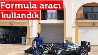 Doğan Kabak | Formula 4 - Ferrari 458 GT Kullandık