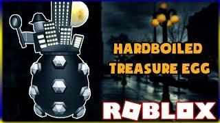 DIFFICULT ROBLOX | HARDBOILED TREASURE EGG Grab Guide (Roblox Egg Hunt 2018)