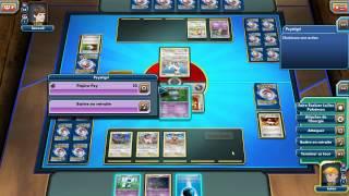Jeu de cartes Pokémon en ligne (FR) | Vidéo détente