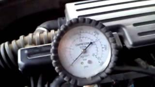видео Киа спектра- обрыв ремня ГРМ, погнуло клапана