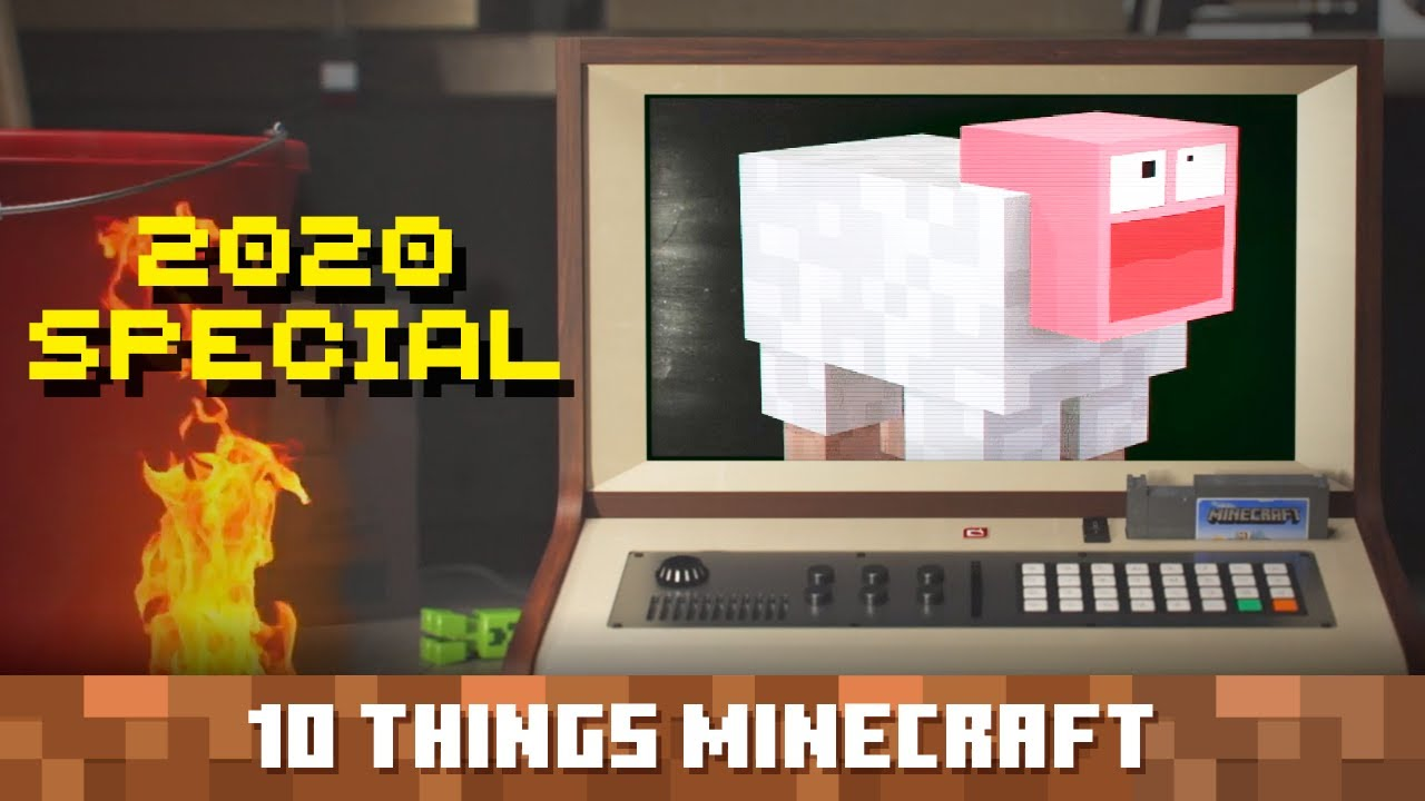 2020 Special: Ten Things You Probably Didn't Know About Minecraft