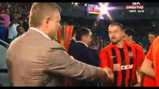 Динамо 0:2 Шахтер - Награждение 14.07.2014