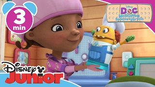 Zu viele Eierkuchen - Doc McStuffins | Disney Junior Kurzgeschichten