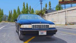 1994 Chevrolet Caprice GTA V MOD 2 7K 1440p