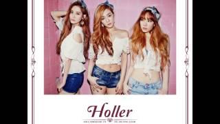 [3D Audio] 소녀시대-태티서(Girls' Generation-TTS) Holler