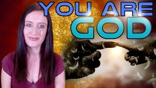 You are God. What & Where is God? Everywhere and Everything | Nicky Sutton