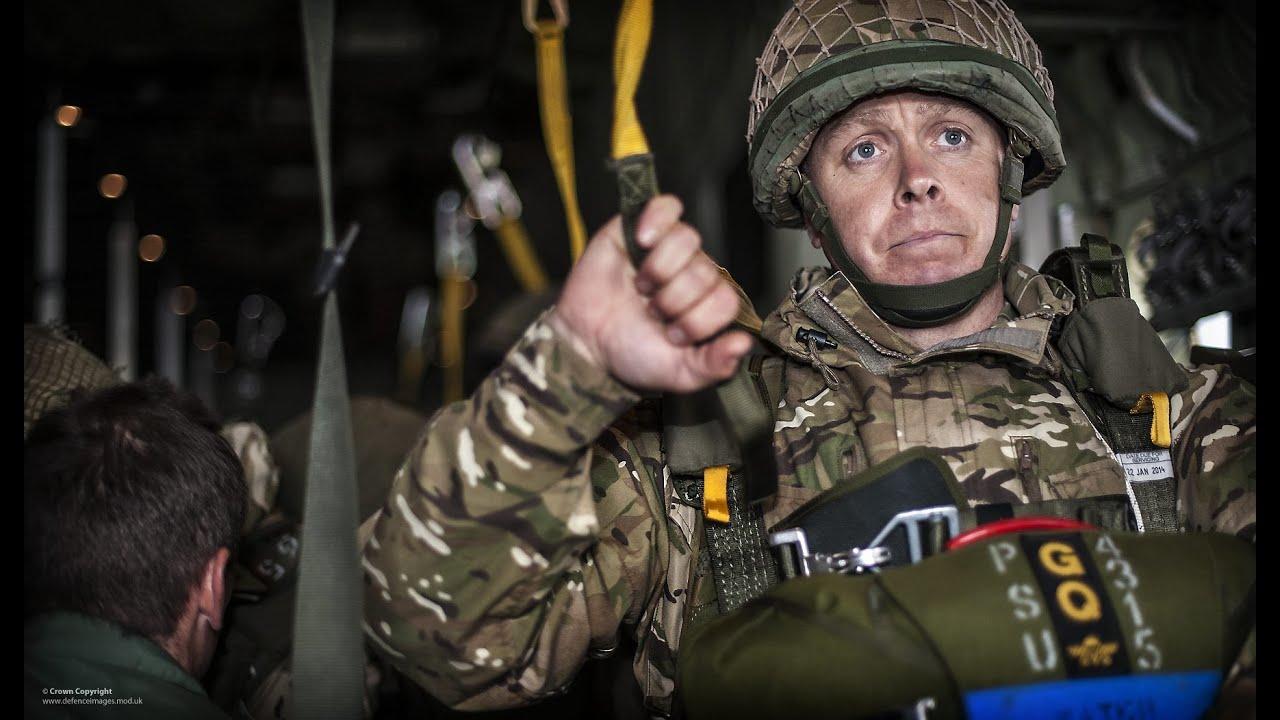Regimental Stories  (2011) – S1, E2 – The Parachute Regiment