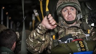 Through the Eyes of a UK Paratrooper - Private Andrei Rvbalko, The Parachute Regiment