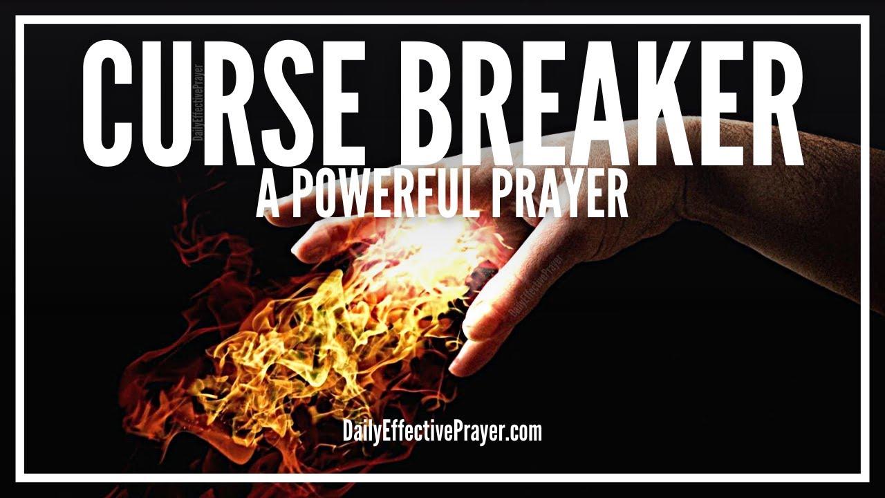 Prayer For Breaking Curses | Curse Breaking Prayer