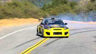 Behind The Scenes - Street Drift: Mulholland with ...