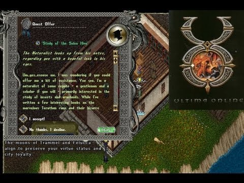 ultima online how to travel